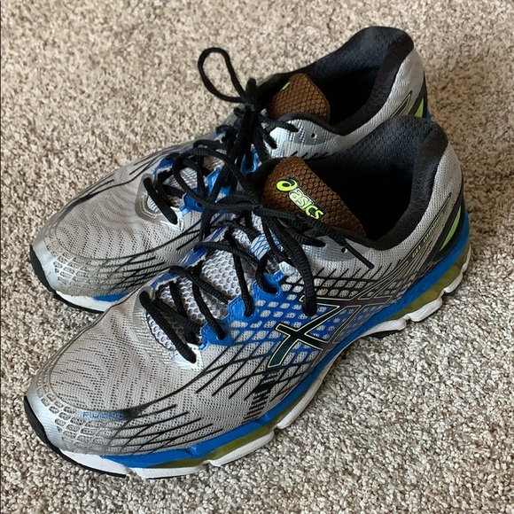 Asics Shoes   Men Gel Nimbus 17 Running